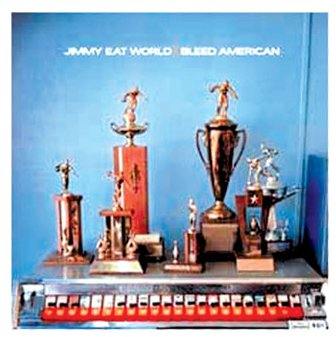 Jimmy Eat World My Sundown cover art