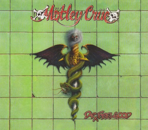 Motley Crue Girls, Girls, Girls cover art