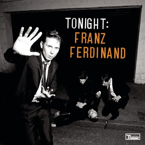 Franz Ferdinand Live Alone cover art
