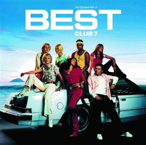 S Club 7 Bring It All Back cover art