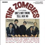 The Zombies She's Not There cover kunst