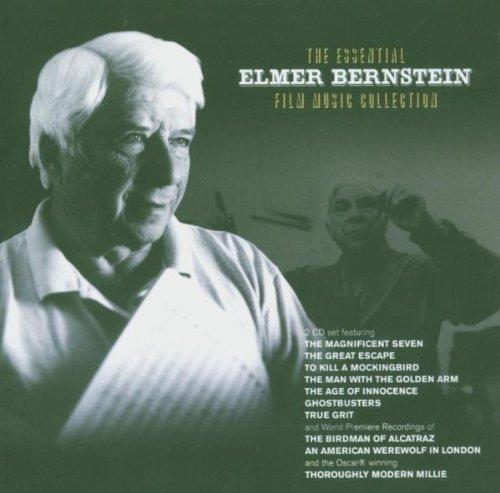 Elmer Bernstein Molly-O cover art