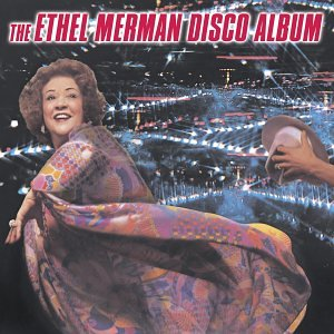 Ethel Merman Everything's Coming Up Roses cover art