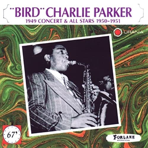 Charlie Parker Anthropology cover art