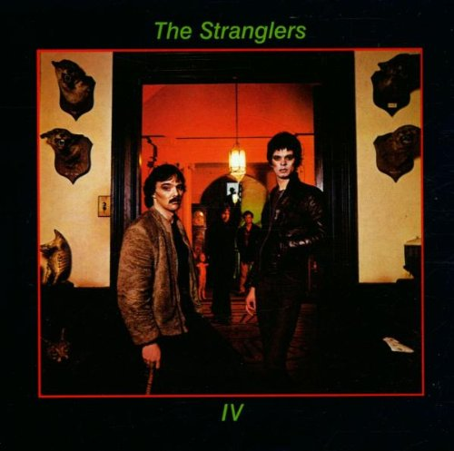 The Stranglers (Get A) Grip (On Yourself) cover art