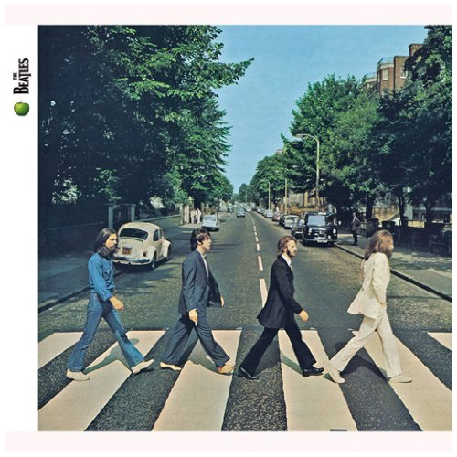 The Beatles Something cover art
