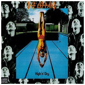 Def Leppard Bringin' On The Heartbreak cover art