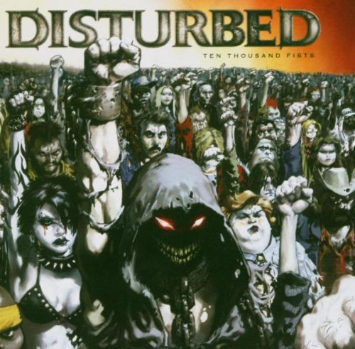 Disturbed Land Of Confusion cover art