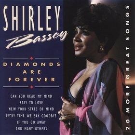 Shirley Bassey Moonraker cover art