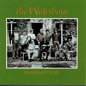 The Waterboys Fisherman's Blues cover art