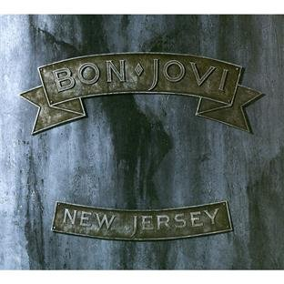 Bon Jovi Born To Be My Baby cover art