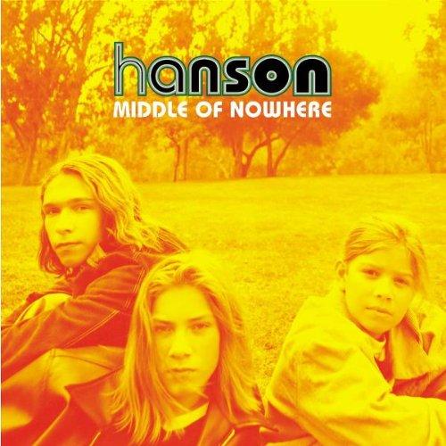 Hanson Where's The Love cover art