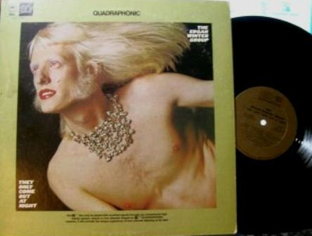 The Edgar Winter Group Frankenstein cover art