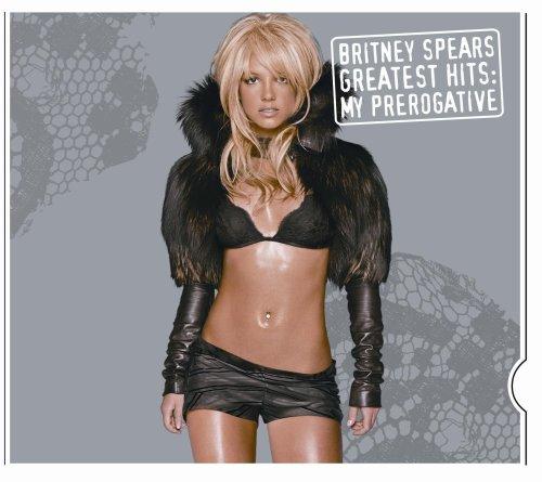 Britney Spears Stronger cover art