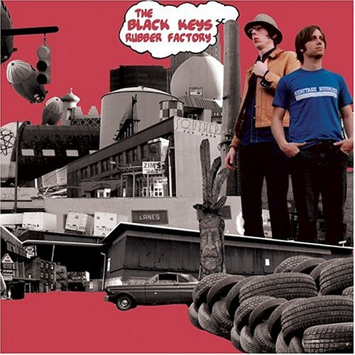 The Black Keys Girl Is On My Mind cover art