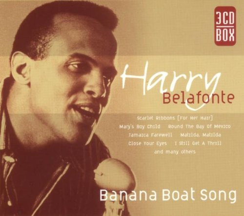 Harry Belafonte Island In The Sun cover art