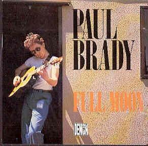 Paul Brady Crazy Dreams cover art