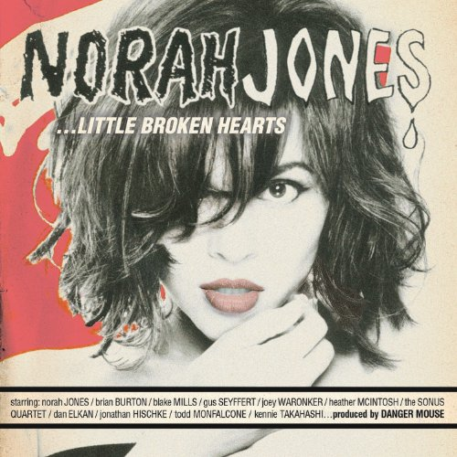 Norah Jones Happy Pills cover art