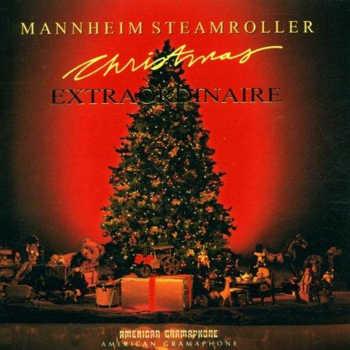 Mannheim Steamroller O Tannenbaum cover art