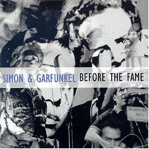 Simon & Garfunkel Hey Schoolgirl cover art