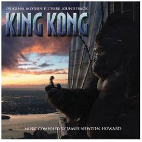 James Newton Howard A Fateful Meeting (from King Kong) cover art