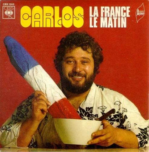 Carlos On Est Tous Des Clowns cover art