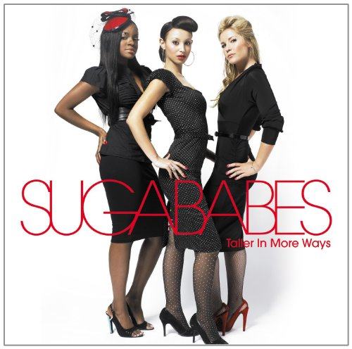 Sugababes Push The Button cover art