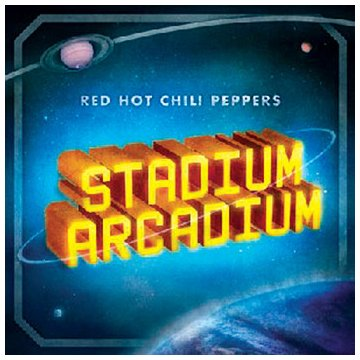 Red Hot Chili Peppers Dani California cover art