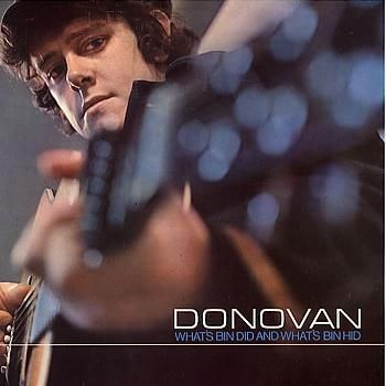 Donovan Catch The Wind cover art