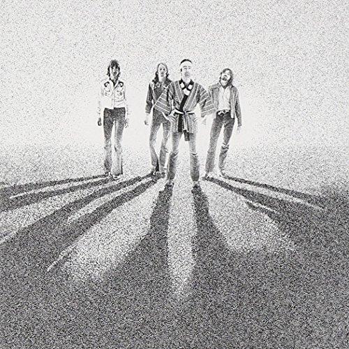 Bad Company Burnin' Sky cover art