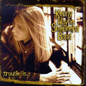 Kenny Wayne Shepherd Blue On Black cover art