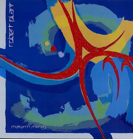 Robert Plant Little By Little cover art