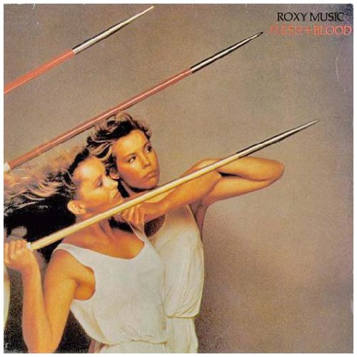 Roxy Music Oh Yeah cover art
