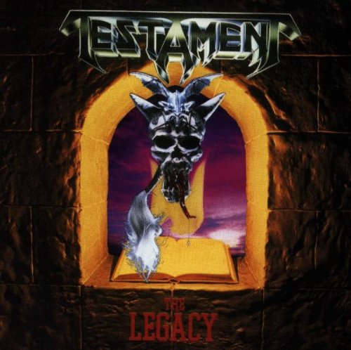 Testament Over The Wall cover art