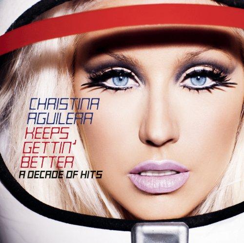 Christina Aguilera Keeps Gettin' Better cover art