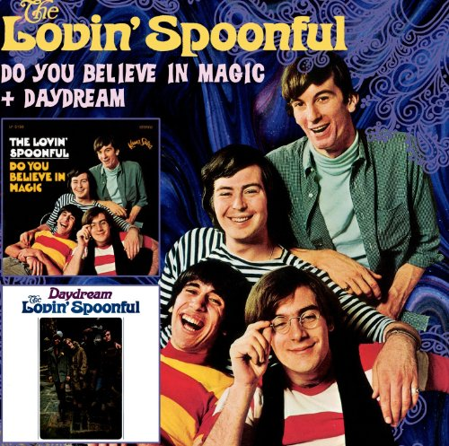 Lovin' Spoonful Do You Believe In Magic cover art