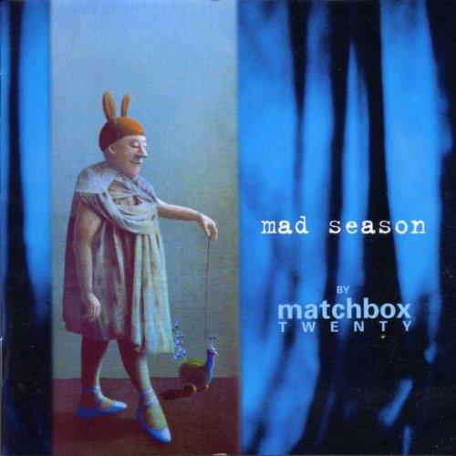 Matchbox Twenty Bent cover art