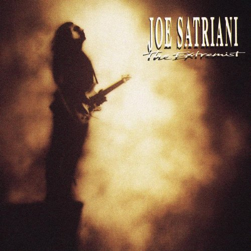 Joe Satriani Tears In The Rain cover art
