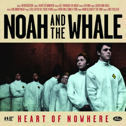 Noah And The Whale There Will Come A Time cover art