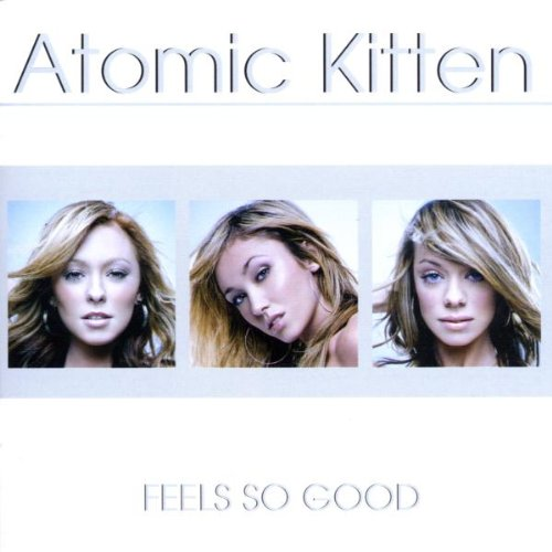 Atomic Kitten The Tide Is High (Get The Feeling) cover art