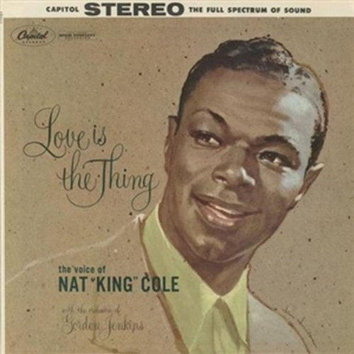 Nat King Cole The End Of A Love Affair cover art