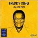 Freddie King Full Time Love cover art