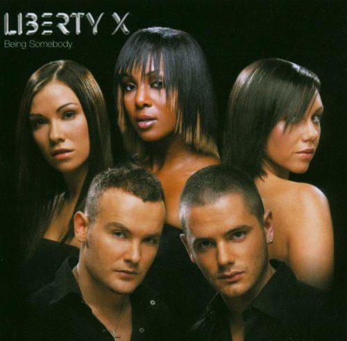 Richard X vs. Liberty X Being Nobody cover art