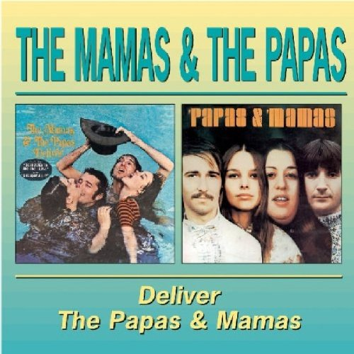 The Mamas & The Papas Dedicated To The One I Love cover art