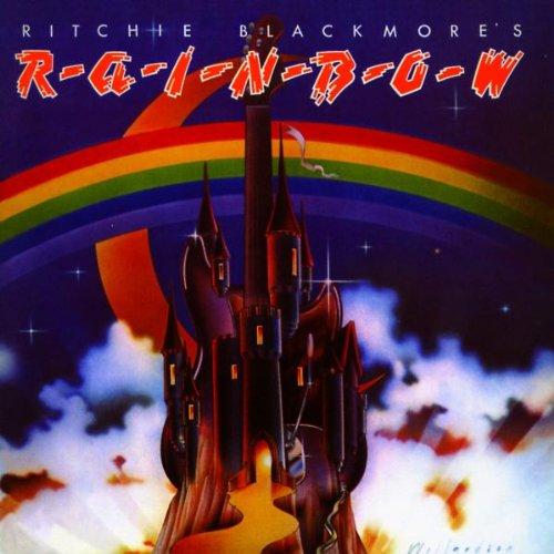 Rainbow Man On The Silver Mountain cover art