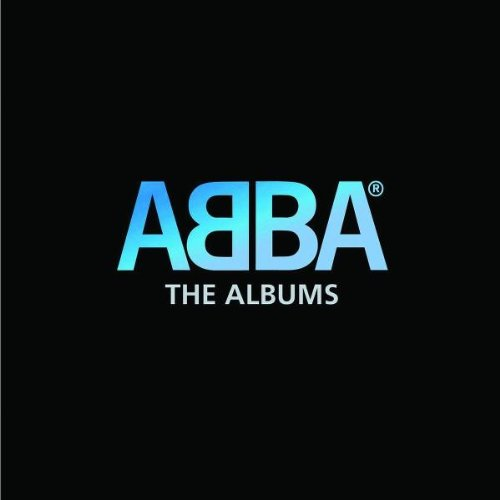 ABBA Thank You For The Music cover art