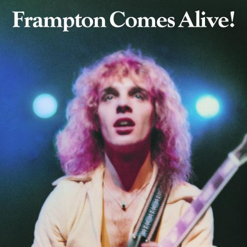 Peter Frampton Show Me The Way cover art