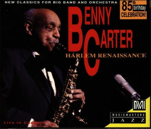 Benny Carter Vine Street Rumble cover art