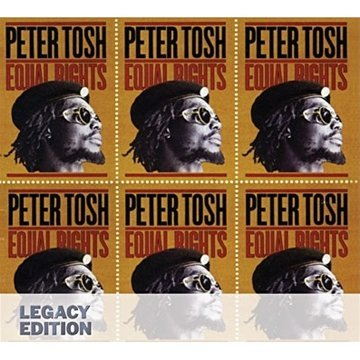 Peter Tosh Equal Rights cover art