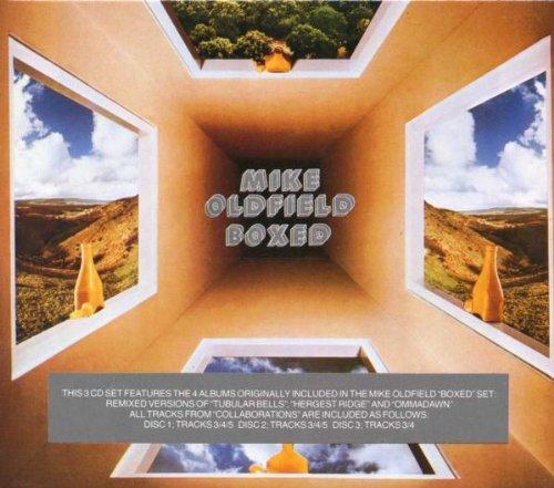 Mike Oldfield In Dulci Jubilo cover art